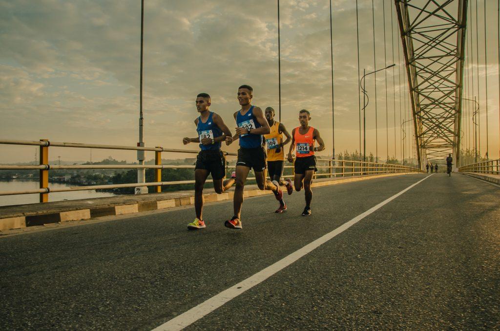 good-finishing-times-half-marathon